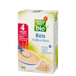 Kaszka ryżowa Holle LEBENSWERT