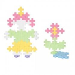 Midi Pastel - 50 szt. - Dziewczynka i Kwiatek