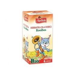 Apotheke Herbatka dla dzieci rooibos