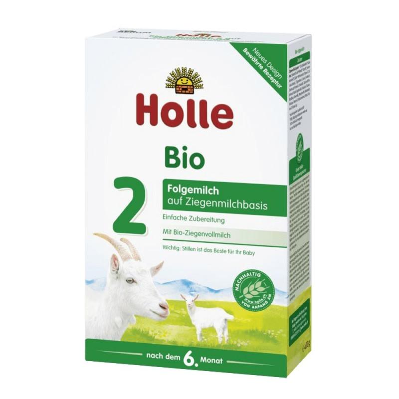 Mleko kozie w proszku Holle 2