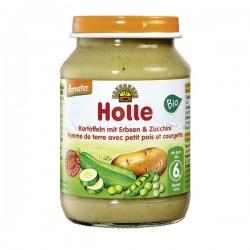 Holle Ziemniak groszek cukinia eko 190g