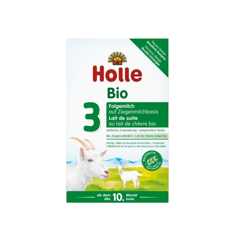 Mleko kozie w proszku Holle 3