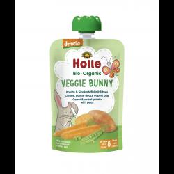 Holle mus warzywny królik
