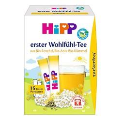 Hipp herbatka bez cukru 15...