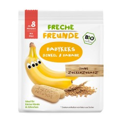 Bananowe ciasteczka...