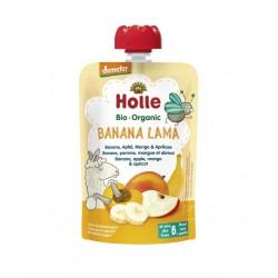 Holle Mus owocowy Bananowa...