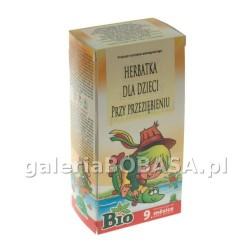Herbatka ekologiczna dla dzieci na odporność APOTHEKE